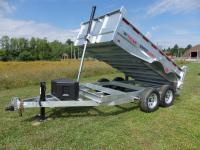 <span class='hidden'></span> K-Trail Expert Series Dump Trailer