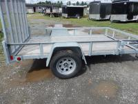 <span class='hidden'></span> Quality Steel and Aluminium Products 6010HS Utility Trailer
